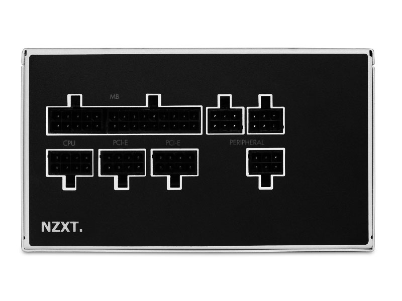 NZXT HALE 82 V2, a Fully Modular, 80 PLUS Bronze Certified Power Supply Haswell, NZXT, Power Supplies, psu 3