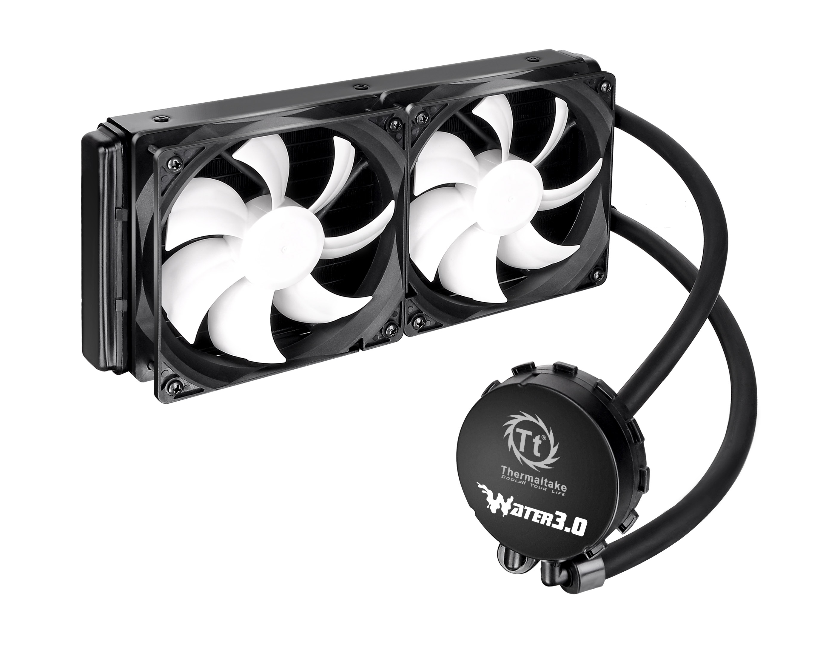Thermaltake Introduces the Water3.0 Series Liquid Cooling System Thermaltake, Water Cooler 1