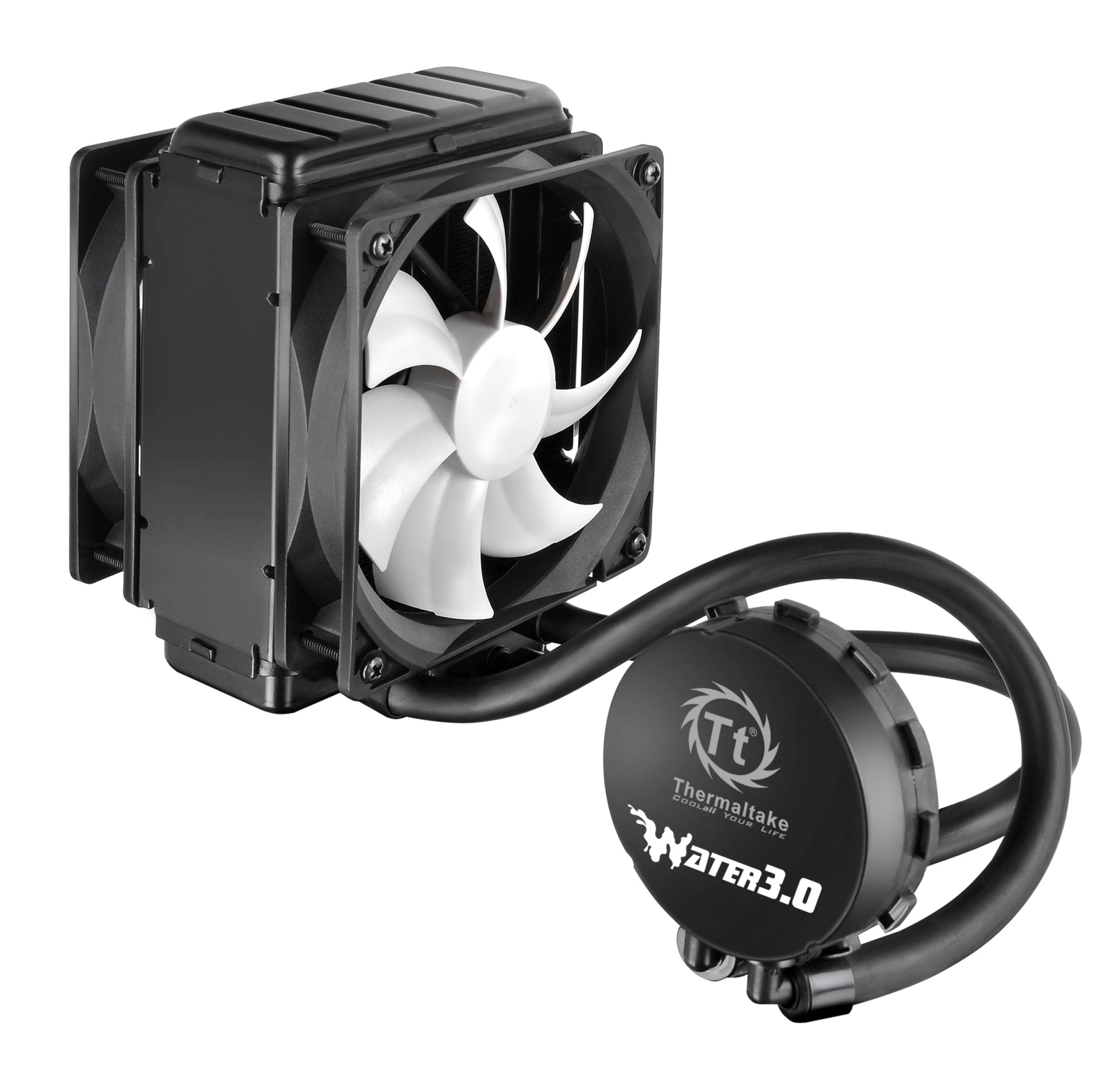 Thermaltake Introduces the Water3.0 Series Liquid Cooling System Thermaltake, Water Cooler 2