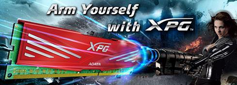 ADATA XPG DDR3 2133 Memory Kit ADATA, Gaming, high performance, Memory 1