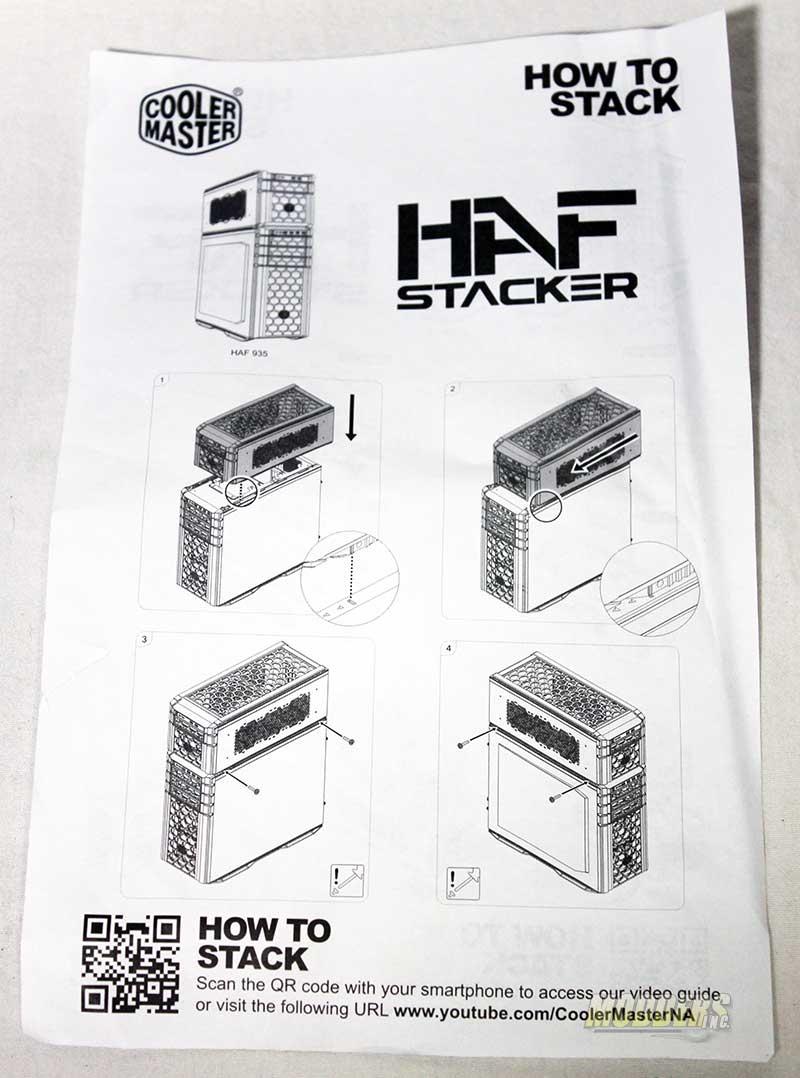 Cooler Master HAF Stacker 935 - A New Beginning For Computer Cases 935, Cooler Master, HAF