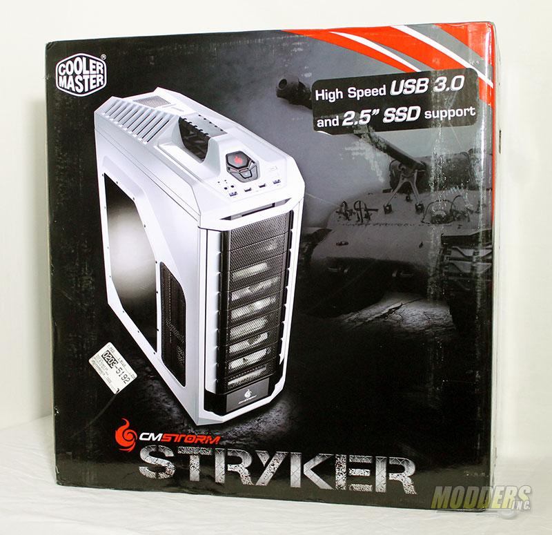 Cooler Master Storm Stryker Case ATX, Case, Cooler Master 1