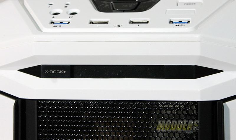 Cooler Master Storm Stryker Case ATX, Case, Cooler Master 3