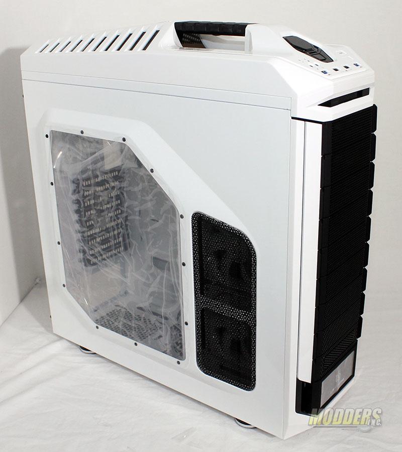 Cooler Master Storm Stryker Case ATX, Case, Cooler Master 5