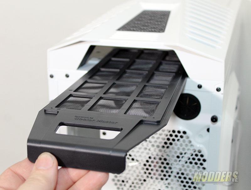 Cooler Master Storm Stryker Case ATX, Case, Cooler Master 7