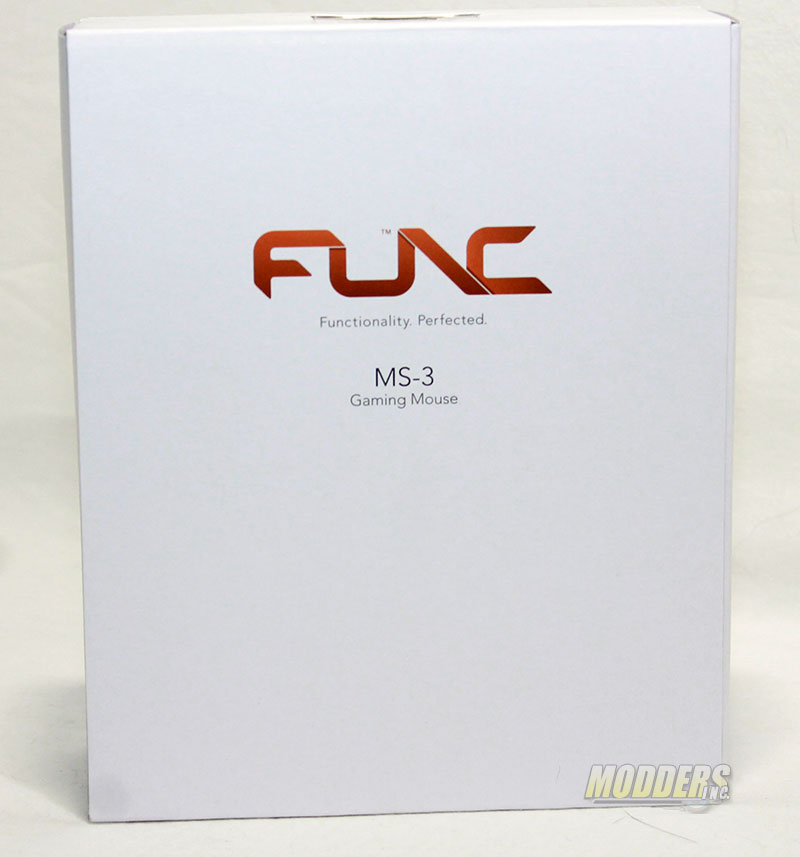 FUNC MS-3 Gaming Mouse Review FUNC, Gaming Mouse 1