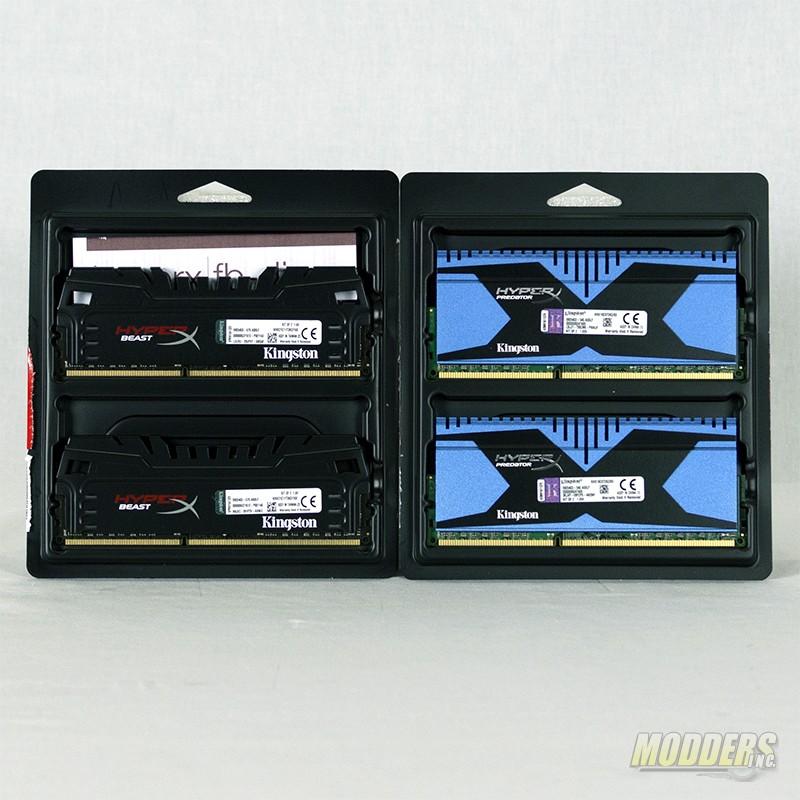 Kingston HyperX DDR3 Memory