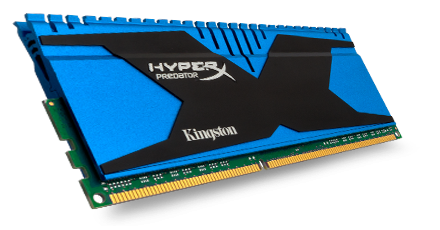 Kingston HyperX DDR3 Memory