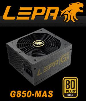 LEPA G850-MAS