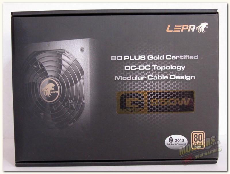 LEPA 850 box front