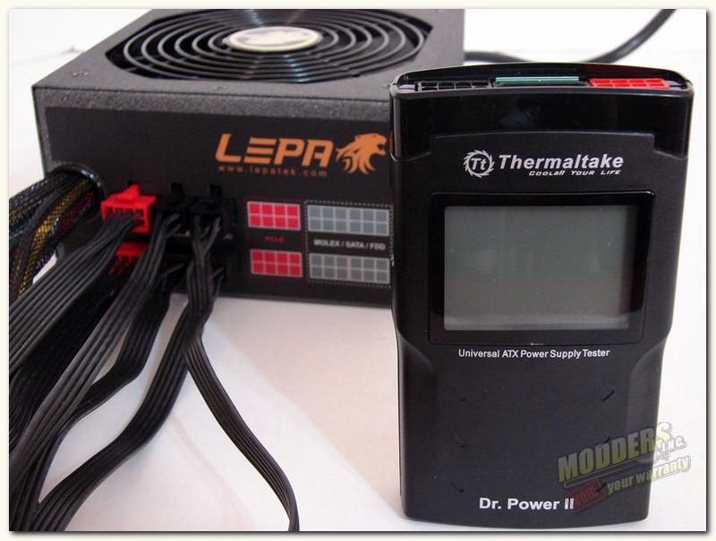 Dr Power 2 PSU tester