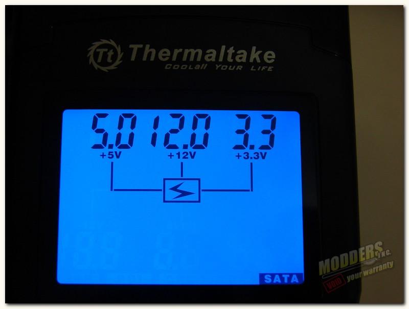 Sata power test