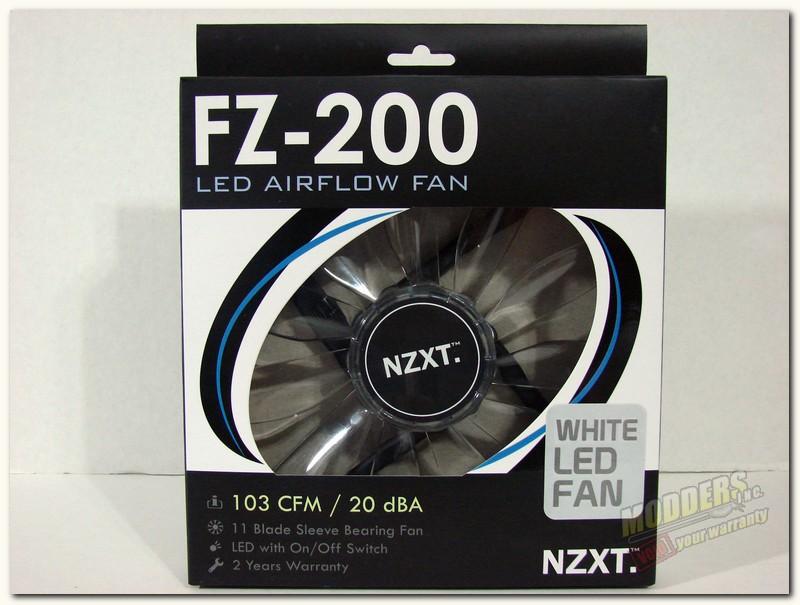 FZ200 LED Box Front