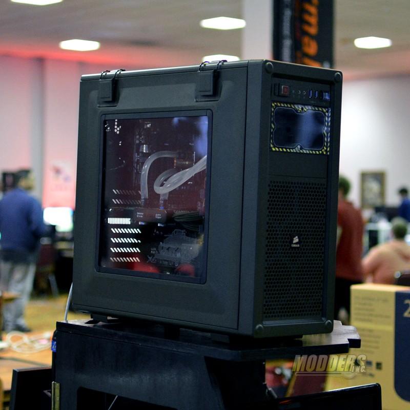 PDX Lan 21 Coverage case modding, Event, PDX Lan 5