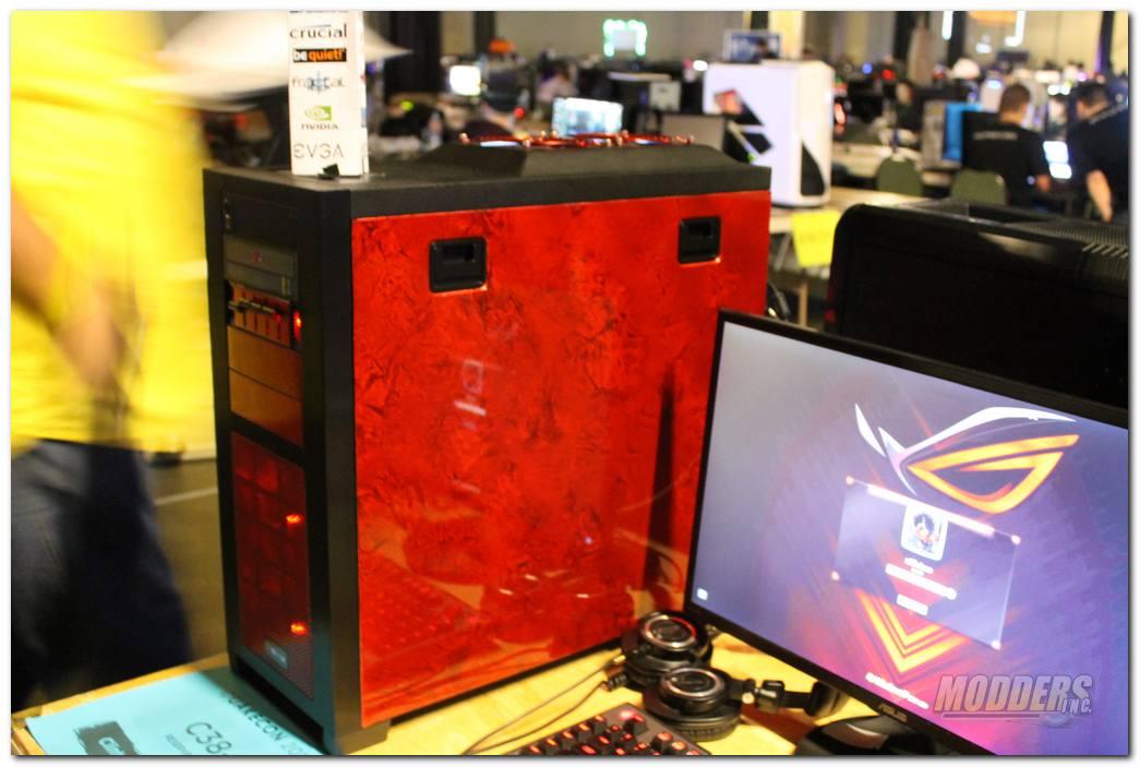 QuakeCon 2013 Case Mod Contestants case mod contest, quakecon 4