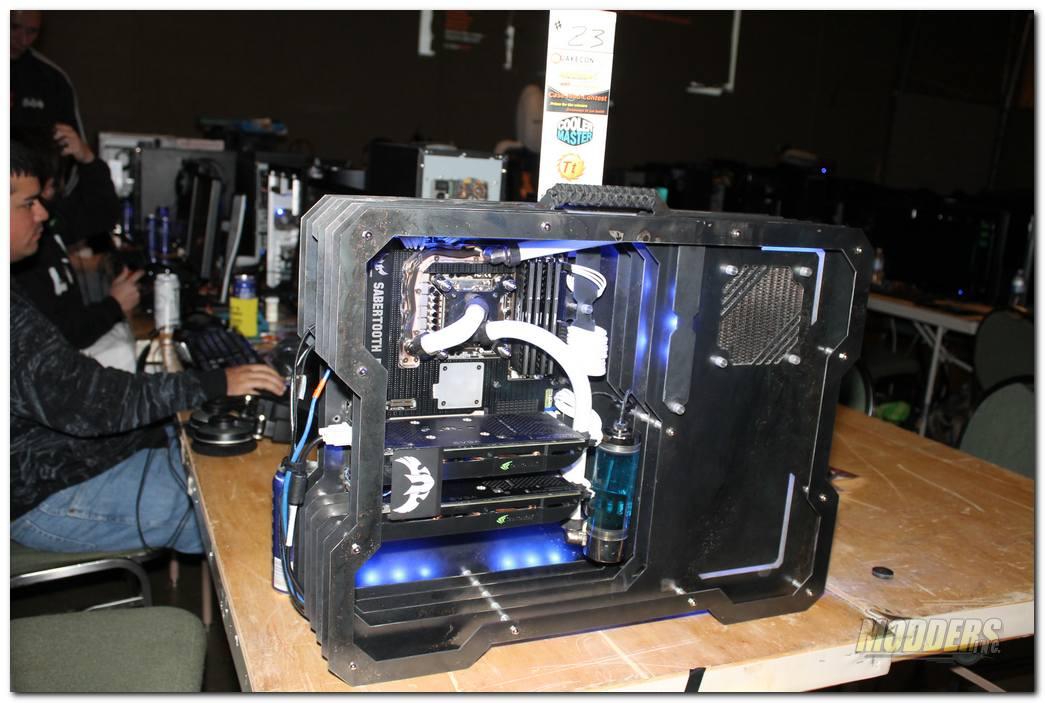 QuakeCon 2013 Case Mod Contestants case mod contest, quakecon