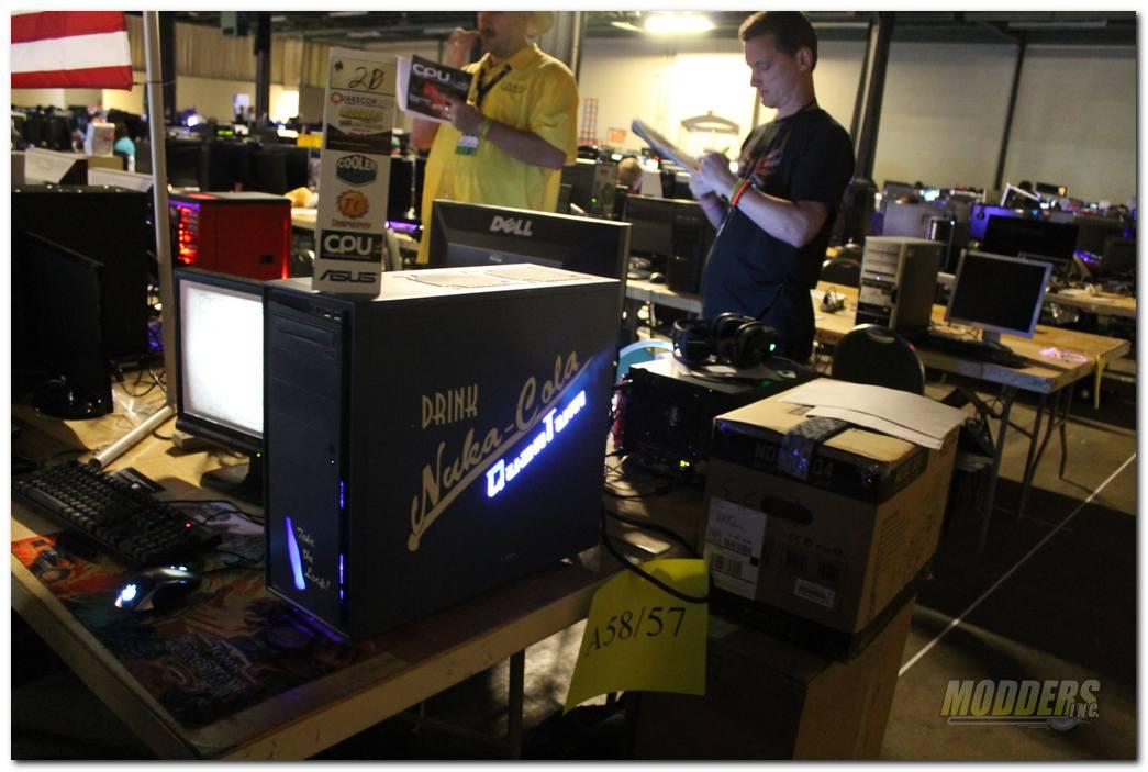 QuakeCon 2013 Case Mod Contestants case mod contest, quakecon 3