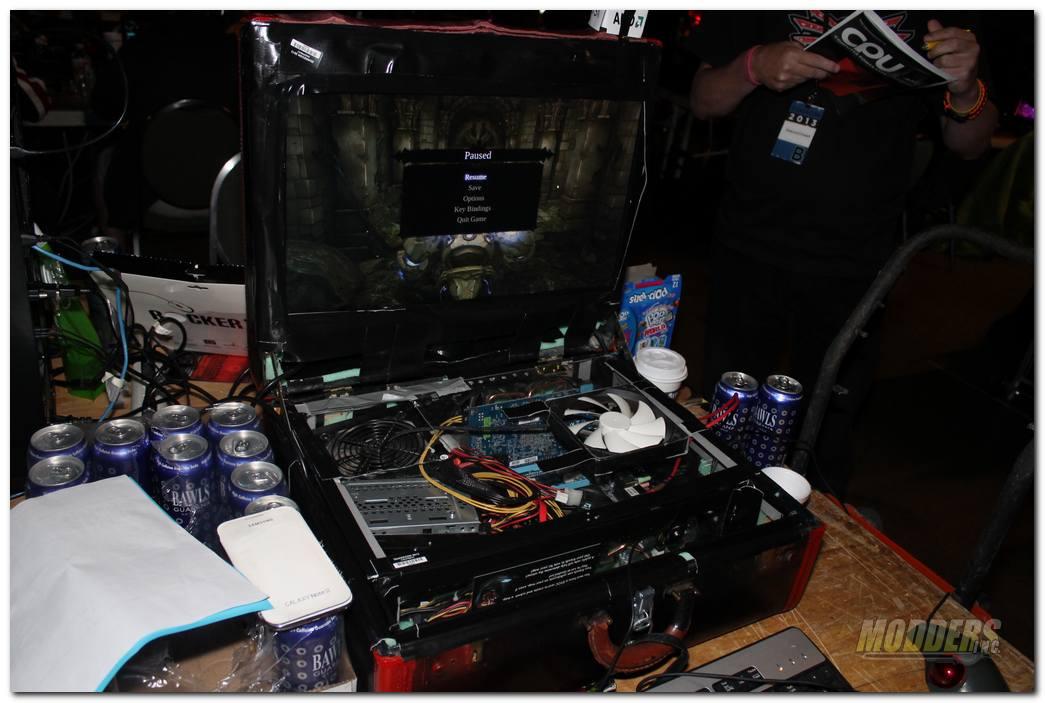 QuakeCon 2013 Case Mod Contestants case mod contest, quakecon 1