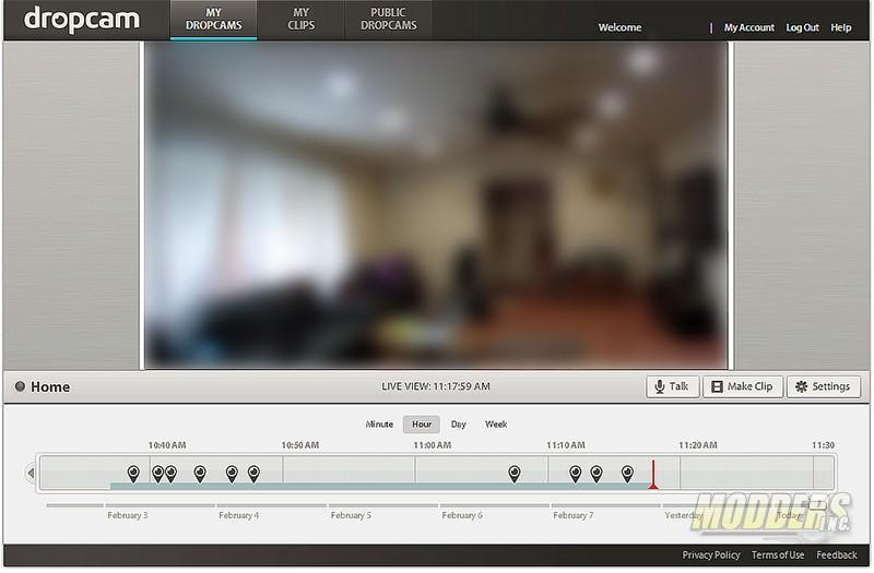 DropCam Wireless IP Camera camera, IP, security, wireless 1