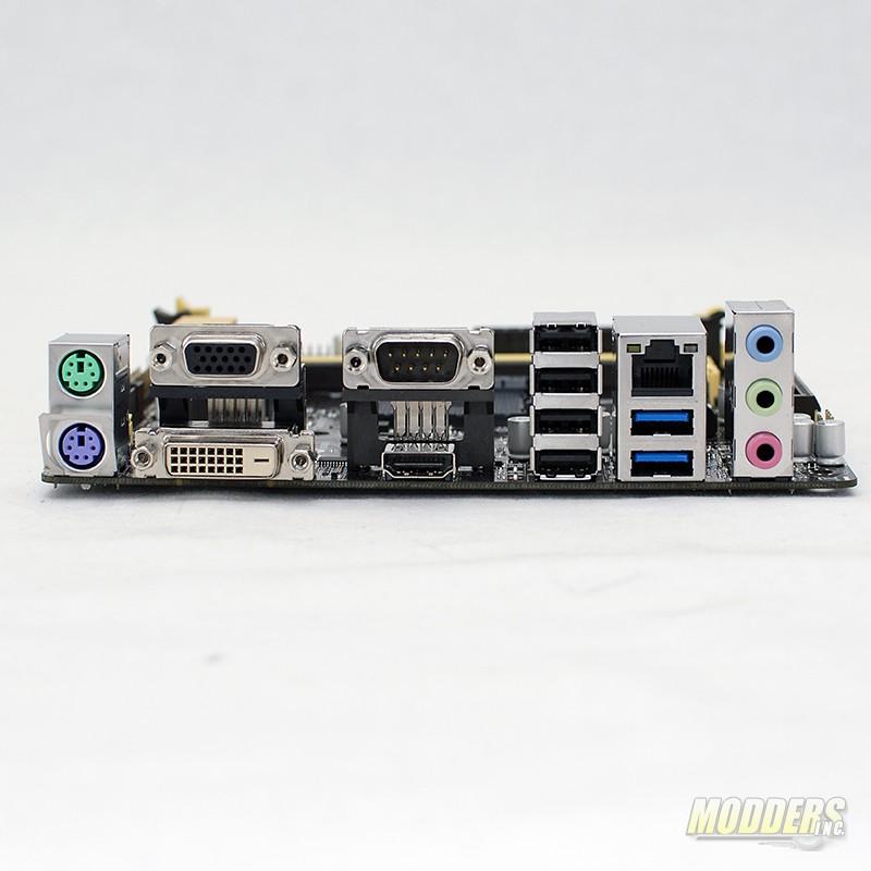 "AMD Athlon 5350 ""Kabini"" AM1 APU"